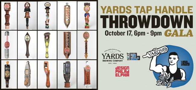 Yards Throwdown Gala Banner